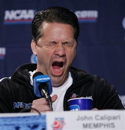 John-Calipari eyes closed
